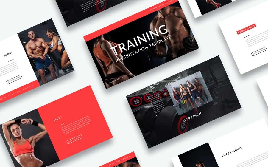 free-training-presentation-keynote-template