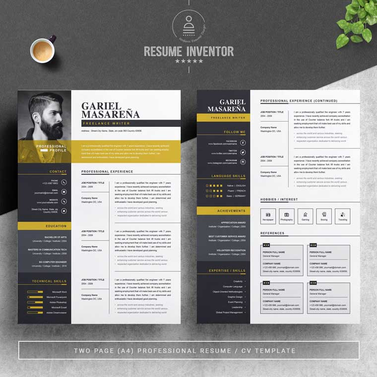 how to create the best java developer resume