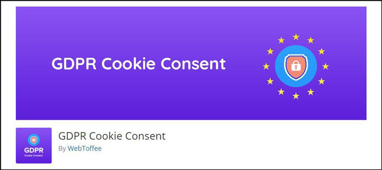 GDPR Cookie Consent.