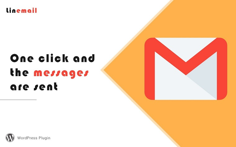 Linemail - E-mail Newsletter WordPress Plugin.