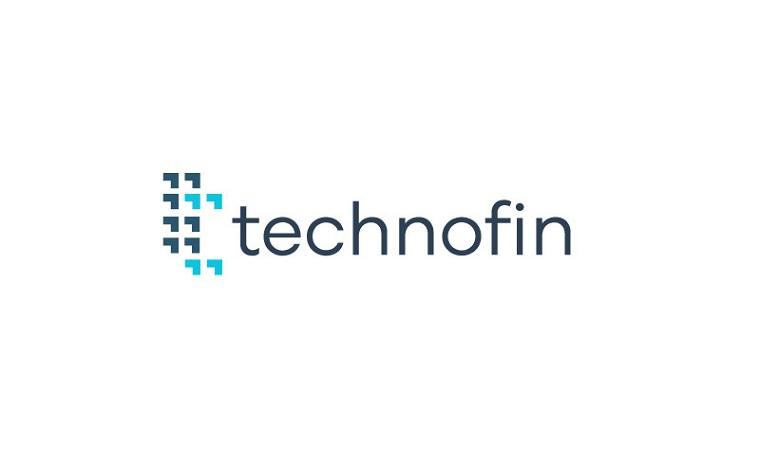 Technofin Logo Template.
