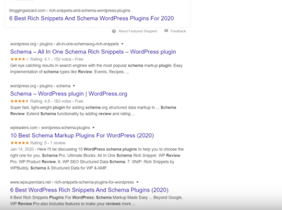as we scroll down, we can see other search result which are also relevant