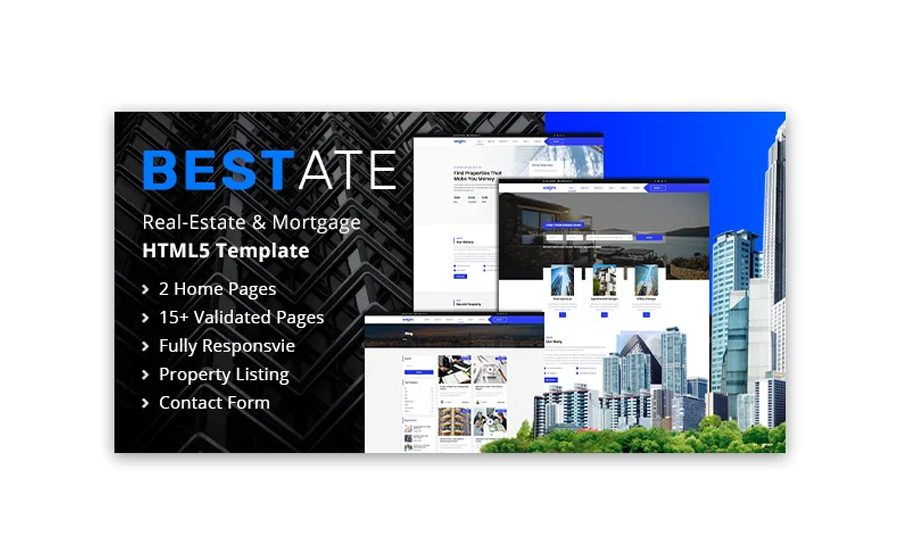 bestate--real-estate-html5-website-template