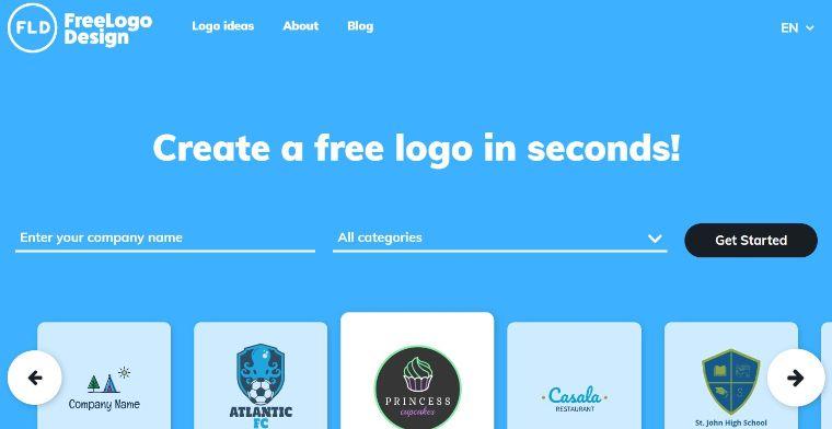 free design logo