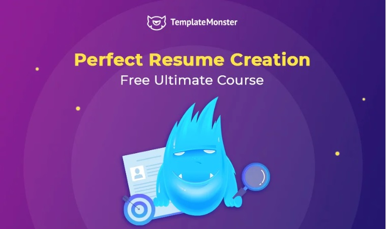 Free educational content to create a strong resume.