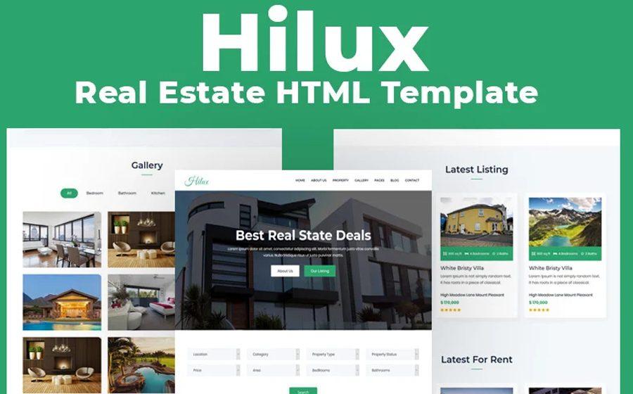 hilux-real-estate-multipurpose-html-website-template
