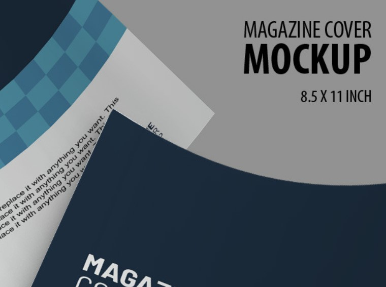 50 Free Magazine Psd Mockups You Absolutely Need In 2020