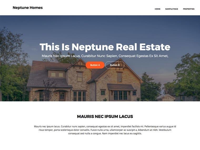 Neptune Real Estate.