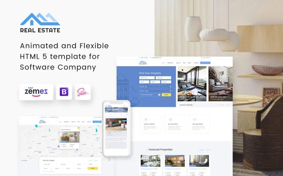 real-estate-multipurpose-html5-website-template