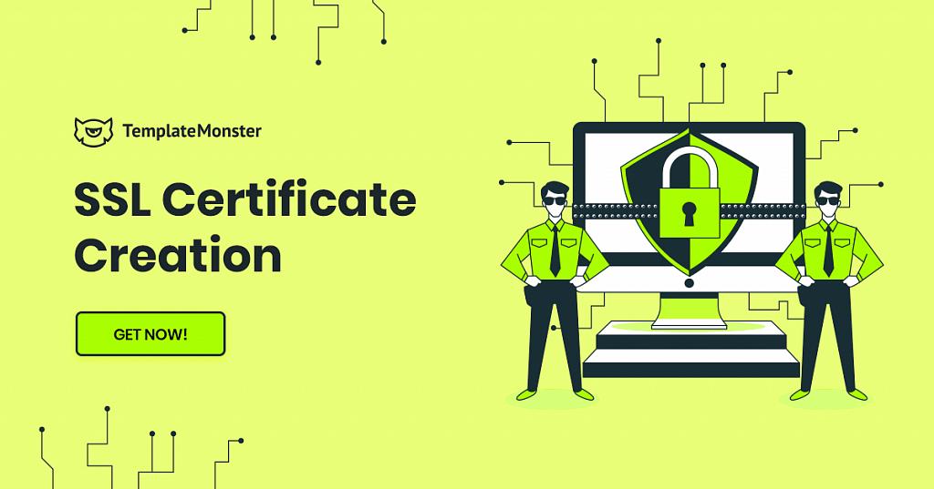 SSL Certificate Creation.