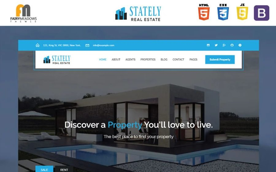 stately-real-estate-html5-website-templat