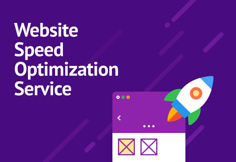 Website Speed Optimization Service.