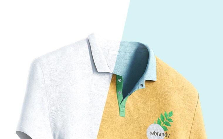 Polo Shirt - Animated Product Mockup