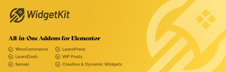 All-in-One Widgets Addons for Elementor.