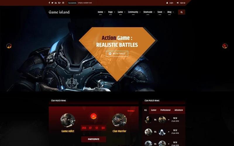 game-island-community-portal-gaming-multi-purposes