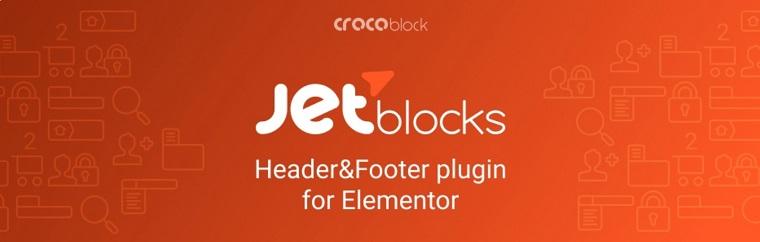 JetBlocks Add-on for Elementor.