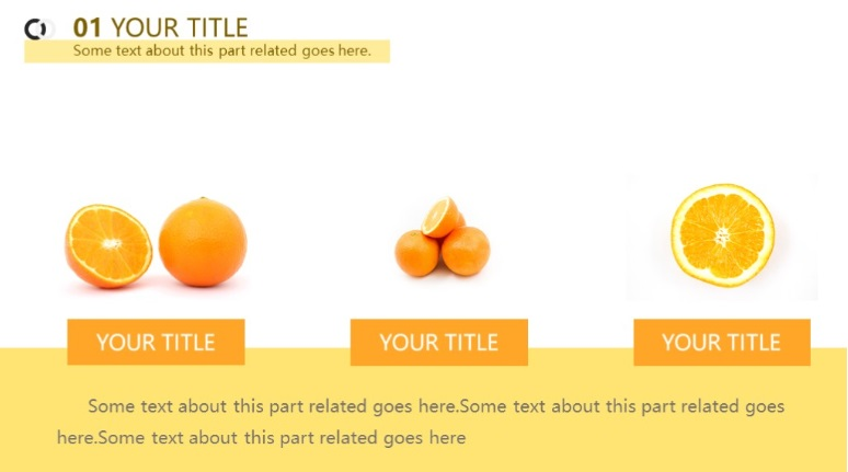 Orange Showtime.