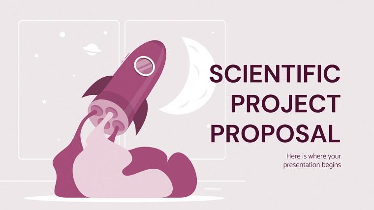Scientific Project Proposal Presentation.