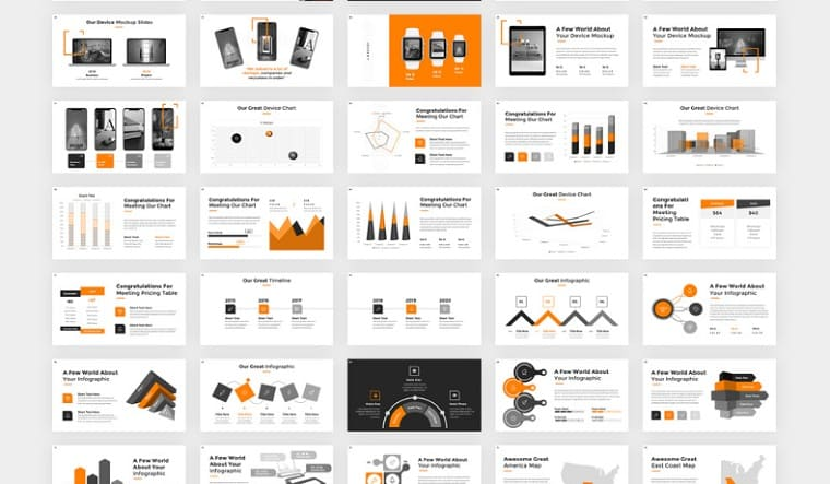 Special Edition 2020 PowerPoint Template