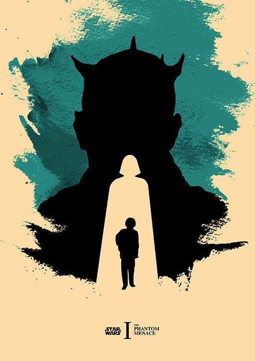 A Phantom Menace poster 2.