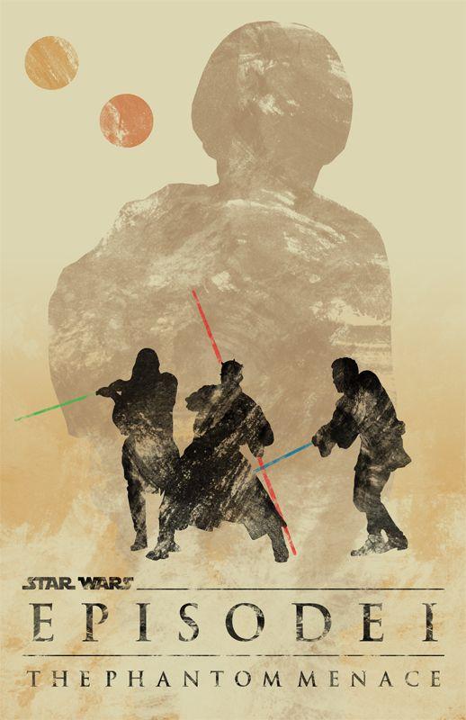 A Phantom Menace poster 4.