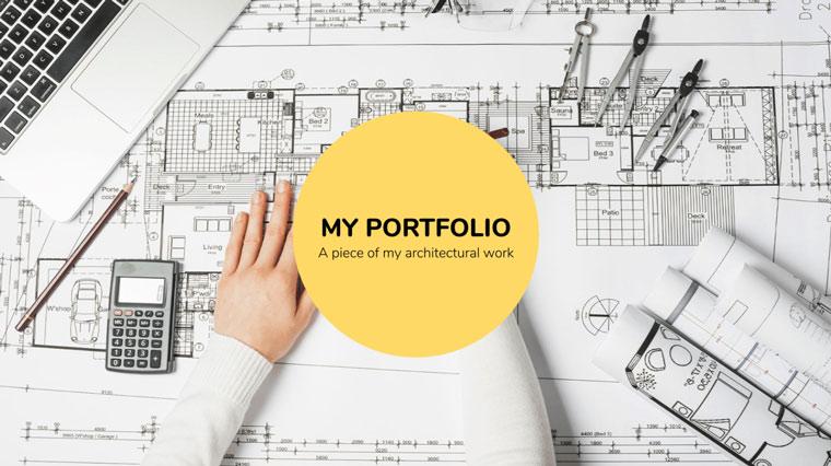 Architecture Portfolio Presentation