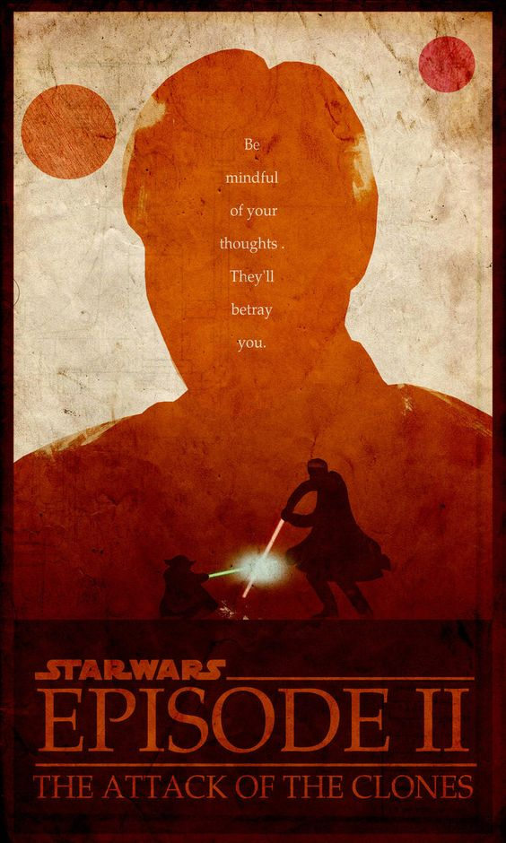 Attack of the Clones poster 4.