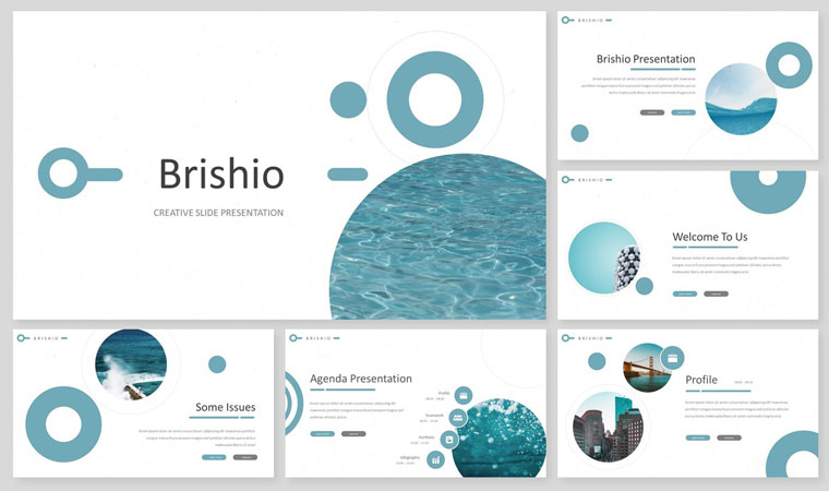 Brishio PowerPoint Template