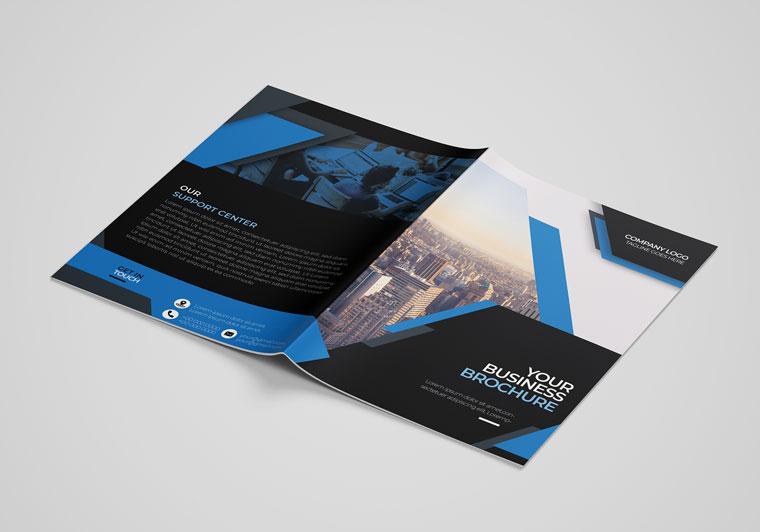 Corporate Brochure Design.