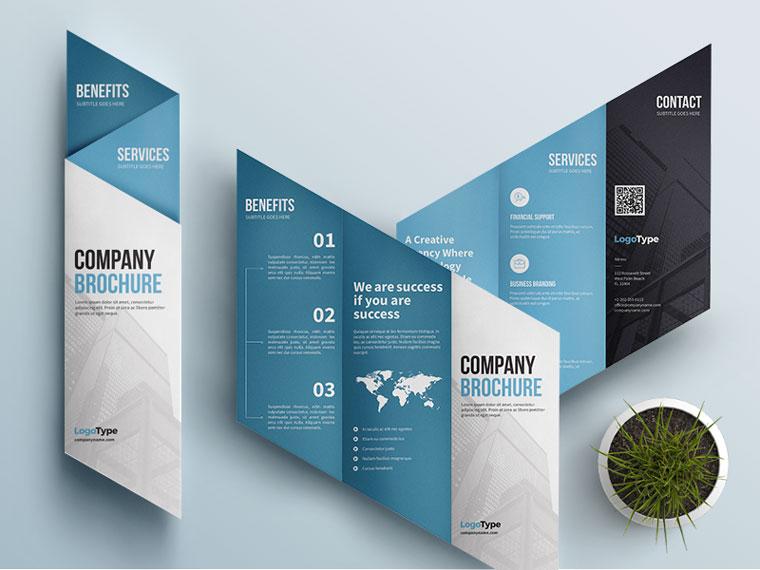 Creative Corporate Brochure.