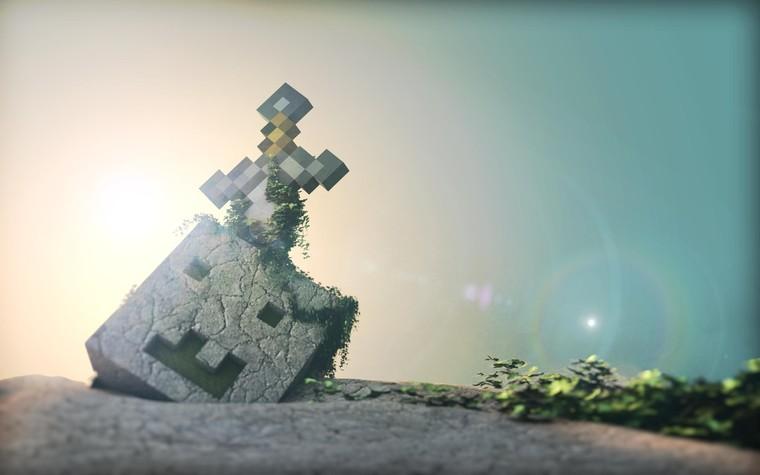 Desktop Minecraft Wallpaper 20.