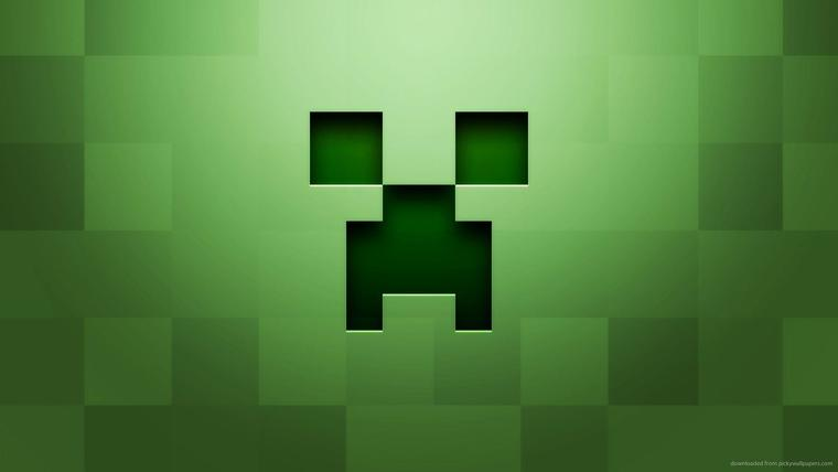 Desktop Minecraft Wallpaper 6.