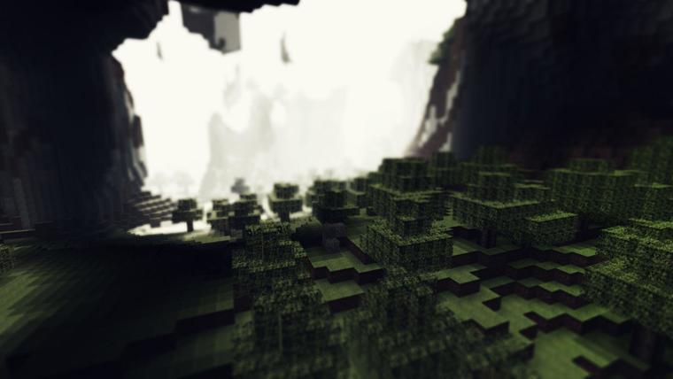 Desktop Minecraft Wallpaper 7.