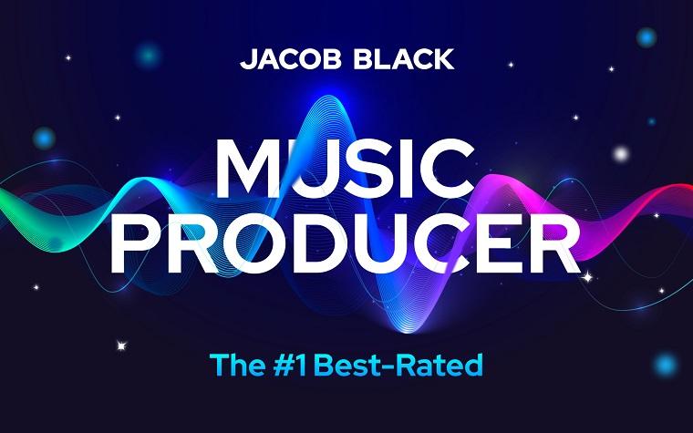 Jacob Black - Talented Music Producer Website Design WordPress Theme