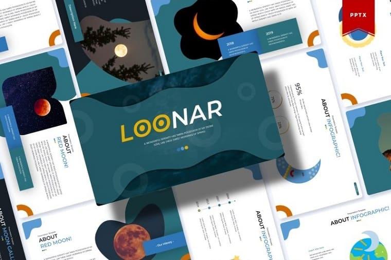Loonar | Google Slides