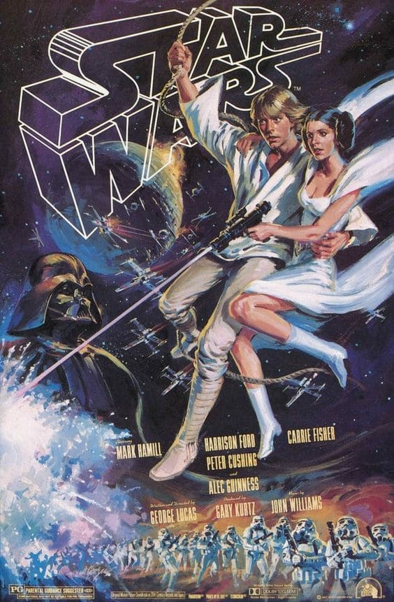A New Hope poster 1.