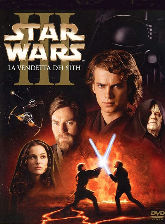 Revenge of the Sith poster 1.
