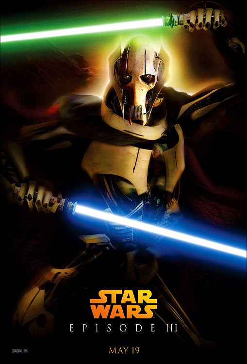 Revenge of the Sith poster 2.
