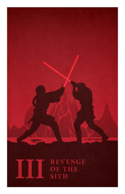 Revenge of the Sith poster 3.