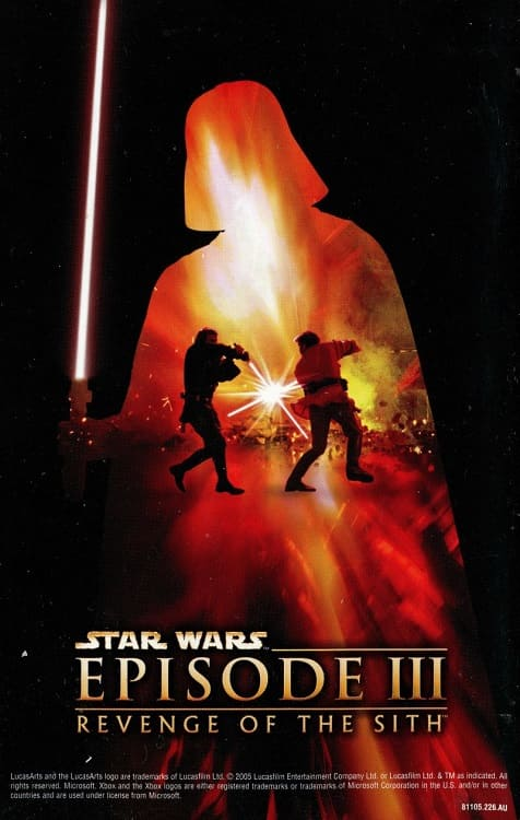 Revenge of the Sith poster 4.