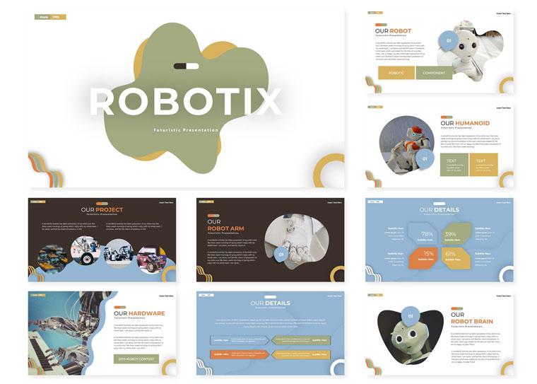 Robotix | PowerPoint Template