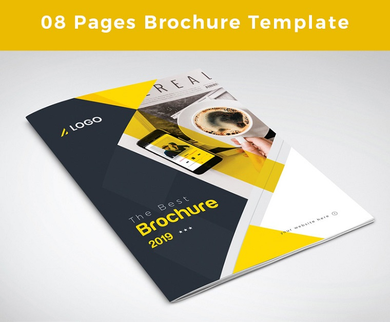 Sinaloa-Pages-Brochure Corporate Identity Template.