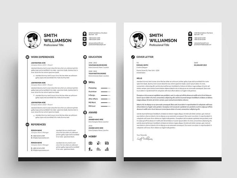 Smith Williamson Resume Template