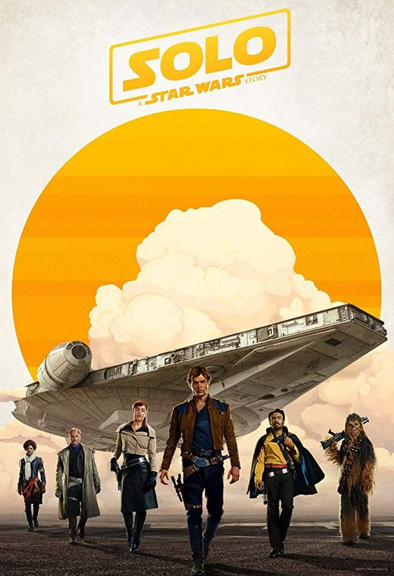 Solo – A Star Wars Story poster 1.