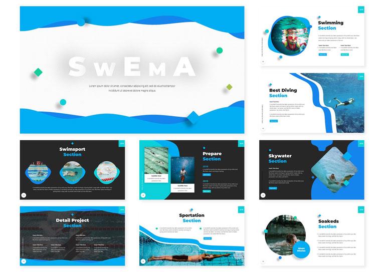 Swema | PowerPoint Template