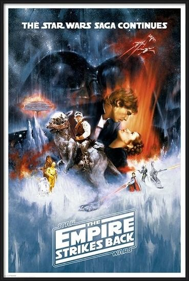 The Empire Strikes Back poster 1.