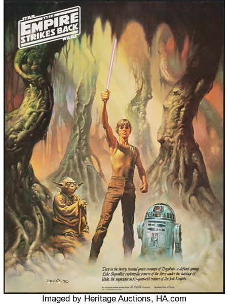 The Empire Strikes Back poster 2.