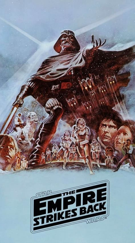 The Empire Strikes Back poster 4.