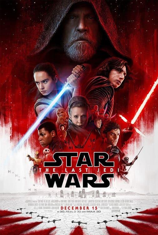 The Last Jedi poster 2.