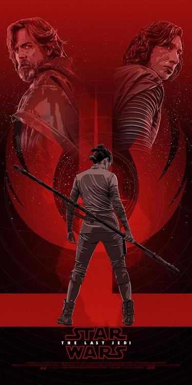 The Last Jedi poster 3.